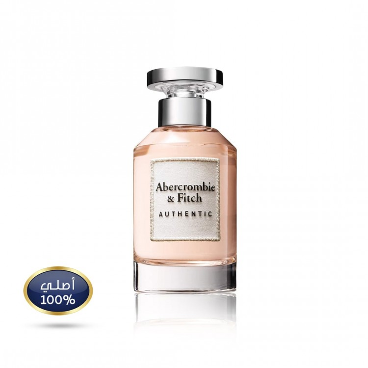 ABERCROMBIE & FITCH AUTHENTIC (W) EDP 100 ml