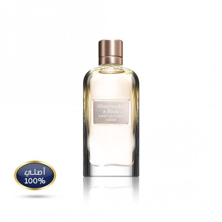 ABERCROMBIE & FITCH FIRST INSTINCT SHEER (W) EDP