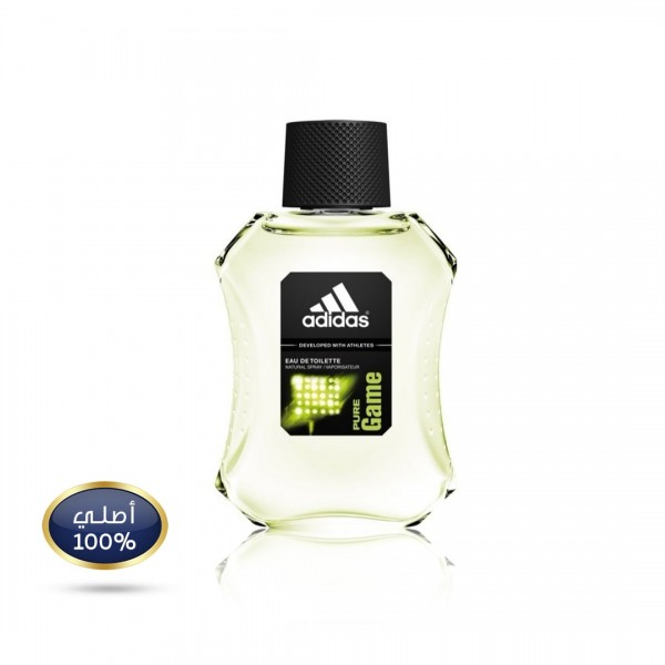 ADIDAS PURE GAME (M) EDT 100 ml